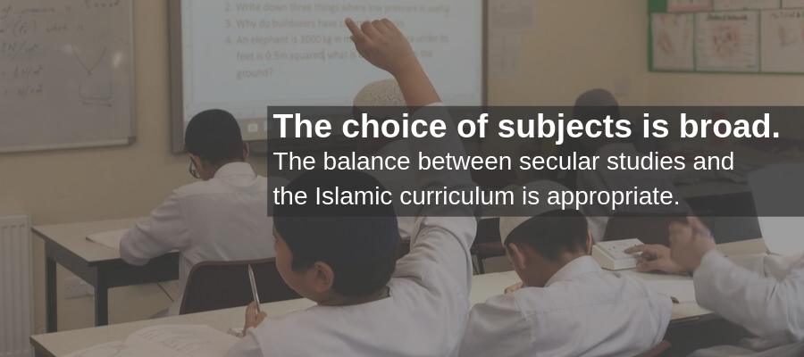 islamic boys school luton